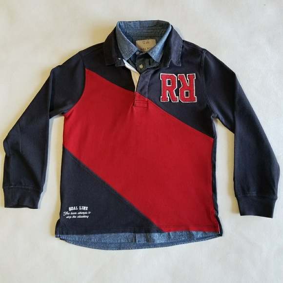 e57924c8044 Zara Boys Collection Shirt. M 5a5bf957d39ca2f7c4a647f0